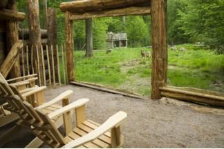 B-to-B fauteuils Adirondack Parc Ste Croix