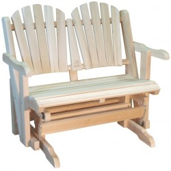 Rocking-Chair Canadien 2 places